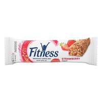 Nestlé Fitness Strawberry Breakfast Cereal Bar 23.5g