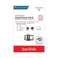 SanDisk OTG Dual Drive Ultra 64GB M3.0