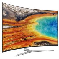 "Samsung UHD Smart Curved LED TV 65"" 4K Ua65Mu9500Kxzn"