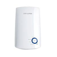 تي بي-لينك موسع نطاق واي فاي بسرعة 300 ميجابايت/ثانية موديل TL-WA850RE لون أبيض