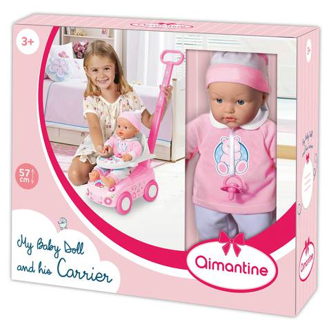 Aimantine-My-baby-Doll-and-His-Carrier-57cm