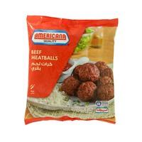 Americana Beef Meatballs 1Kg