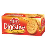 Tiffany Natural Digestive Wheat Biscuits 400g