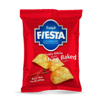 Fiesta Potato & Corn Crisp Oven Baked Red Hot 100g