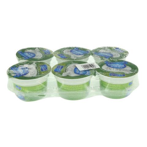 Al-Rawabi-Fresh-Yoghurt-Full-Cream-90gx6
