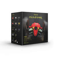 Parrot Jumping Race Mini Drone Max Red