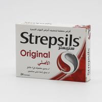 Strepsilss Original Flavour 24 Lozenges