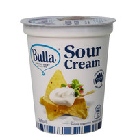 Bulla Family Dairy Sour Cream 200ml