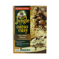 Jungle Chocolate Flavour Oats 500g