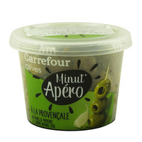 Carrefour Olives Minut Apero 125g