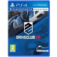 Sony PlayStation VR Drive Club