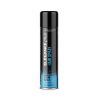 Elegance Plus Hair Spray Blue 400ML