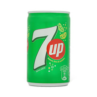 7-Up Soft Drink Can Regular 150ML