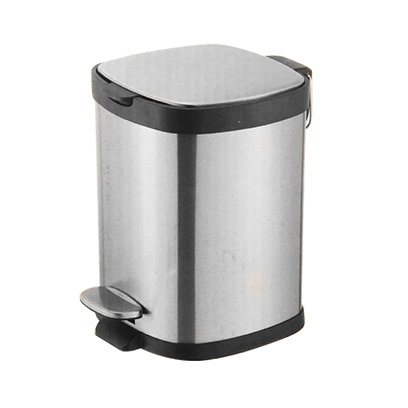 Stainless-Steel-Square-Pedal-Bin-8L