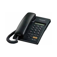 Panasonic Telephone KX-T7705XB Black