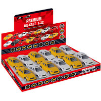 Power Joy Vroom Vroom Premium B/O 1:32 Assorted