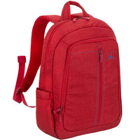 RivaCase BackPack Canvas 7560 Red