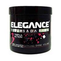 Elegance Triple Action Gel Pink 250ML