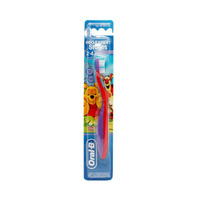 Oral-B Kids Toothbrush Stages 2-4 Years Winnie The Poo Soft