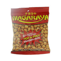 Nagaraya Hot & Spicy Cracker Nuts 80g