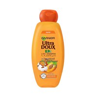 Ultra Doux - Children - with Apricot and Cotton Flower - Shampoo 2 in 1
