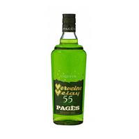Verveine Du Velay Verte 55% Alcohol Liqueur 70CL