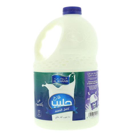 Al-Rawabi-Full-Cream-Fresh-Milk-2L