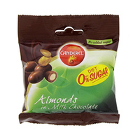 Canderel Almond in Milk Chocolate 55GR