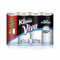 Kleenex Viva Multi Purpose 4 Rolls