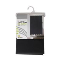 Bathlux Shower Curtain 180X180 Cm Black
