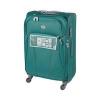 Verage Soft Luggage 4 Wheels Size 24 Inch Green