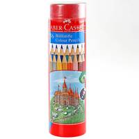 Faber-Castell Classic Colour Pencil Round Tin 36'S