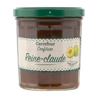 Carrefour Jam Greengage 370g