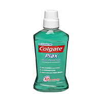 Colgate Mouth Wash Plax Multi-Protection Green 500ML