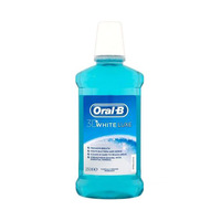 Oral-B Mouthwash 3D White Lux Glam White 250ML
