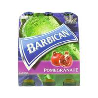 Barbican Pomegranate Non Alcoholic Malt Beverage 6 x 330 ml