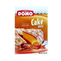 Domo Cake Mix Orange 500GR