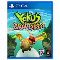 Sony PS4 Yoku's Island Express