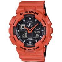 Casio G-Shock Men's Analog/Digital Watch GA-100L-4A