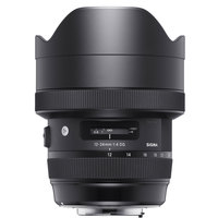 Sigma Lens  12-24MM F/4 DG HSM  For Nikon