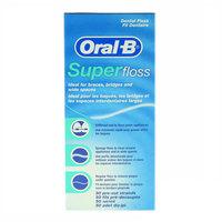 أورال بي سوبر فلوس خيط تنظيف أسنان 50 حبة