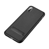 Totudesign Case iPhone XR Slim Black