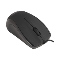 CROWNMICRO Mouse Wired CMM-31 Black