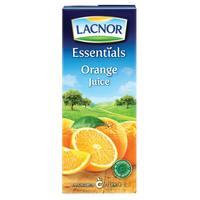 Lacnor Essentials Orange Juice 180ml