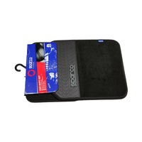 Sparco Car Mat Pvc Black And Blue