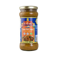Truly Indian Organic Goan Curry Sauce 369GR