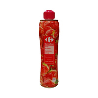 Carrefour Strawberry Syrup 75CL
