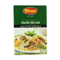 Shan Recipe & Seasoning Mix Sindhi Biryani 60g