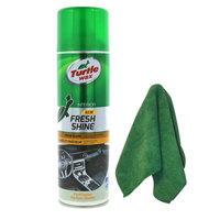 Turtle Wax Fresh Shine And Air Fresh Assorted+Cloth