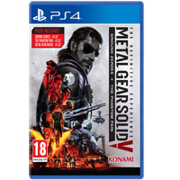 Sony PS4 Metal Gear Solid V